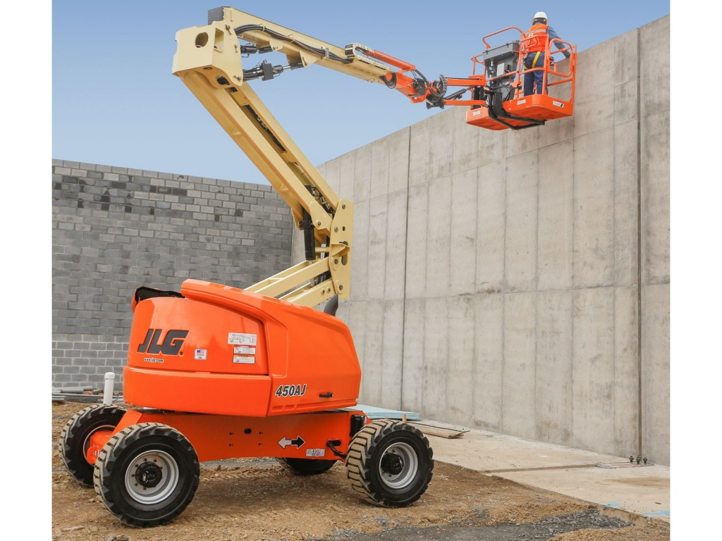 Jlg 450aj diesel cherry picker access plus diesel cherry picker jlg450aj 155m 3 sciox Gallery