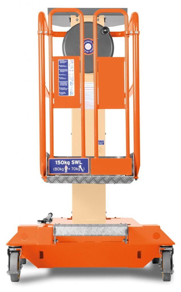 ECOLIFT Wind rated Machine